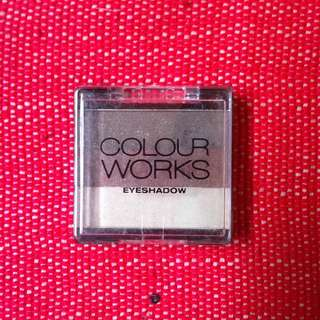 Colourworks eyeshadow