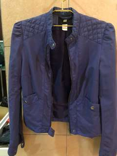 H&M Quilted light jacket