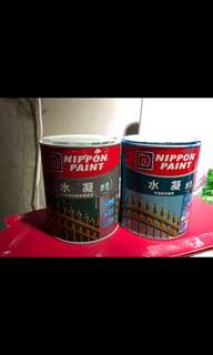 立邦漆 水凝高光磁漆 基礎漆