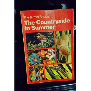 The Jarrold Book Of The Countryside In Summer