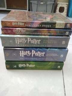 Harry Potter 1-2-4-5-6