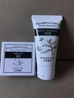 PHARMACOPIA Soap & Body Lotion - Natural & Organic Babycare
