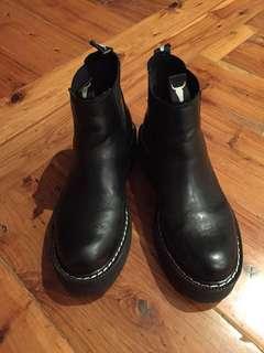 Windsor Smith Kyle platform boots