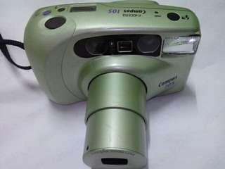 Campus底片相機,底片相機,古董相機,底片機,相機,攝影機~Campus底片機(功能正常)