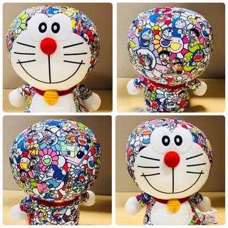 Doraemon 叮噹 x Uniqlo x 村上隆 公仔