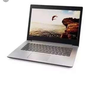 laptop lenovo ideapad 320-55ID cicil tanpa cc