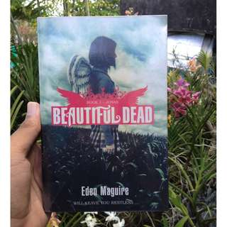 Beautiful Dead - Book 1: Jonas by Eden Maguire