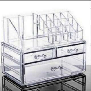 Acrylic Organiser Box