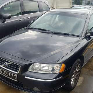 VOLVO S60 2.0(A) TURBO 2008