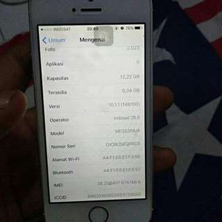 iPhone 5s16 gb