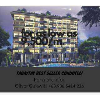 Tagaytay Best Seller Condotel Property