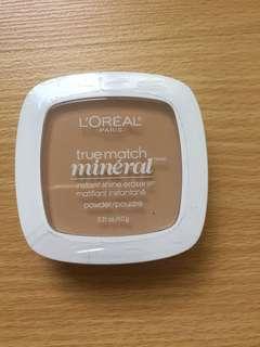L'oreal True Match Mineral Pressed Powder