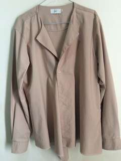 Long shirt (blezer) UNSX KAI #mausupreme