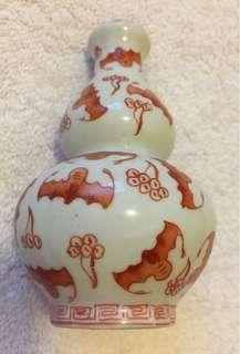 花瓶(同治年製)