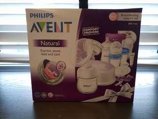 Philips Avent Breastfeeding Support Set