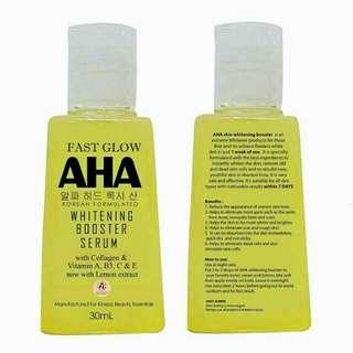 Original AHA Fast Glow