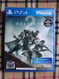PS4 Destiny 2 (Bnew Sealed)