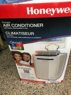 Honeywell 冷暖型移動式空調 全新!