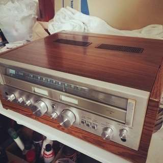 Sansui receiver/amplifier