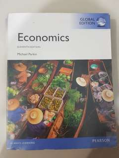 Economics Eleventh Edition Michael Parkin Original