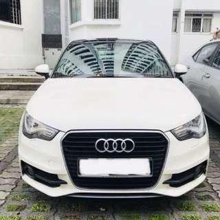 Audi A1 Auto 1.4