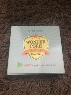 Wonder Pore Clear Kit Etude