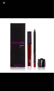 Madame Izara- Luth Lip Kit Authetic and BNIB