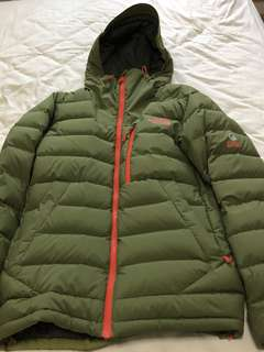 North face 700 pro down jacket - steep series