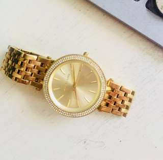 Michael Kors Gold