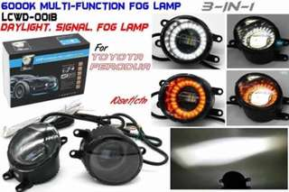 TOYOTA/PERODUO LED FOG LAMP