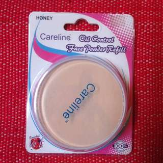 Careline face powder