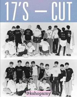 Seventeen 1st Look Cut T-Shirt
