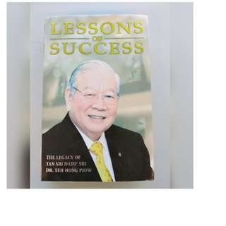 Tan Sri Teh Hong Piow Public Bank Founder Biography Lessons of Success