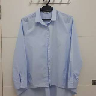 Padini Formal Shirt Light Blue