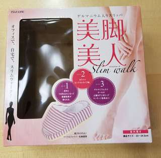 美腳美人 slim walk (for slim foot)