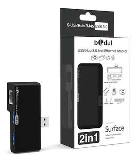 Usb hub 3.0 and ethernet adapter
