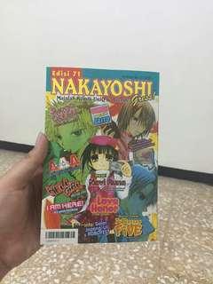 Komik Nakayoshi Edisi 71
