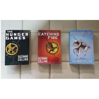 Hunger Games Triology