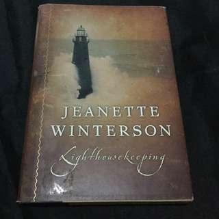 WINTERSON - Lighthousekeeping