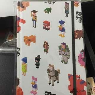 全新 百老匯 Disney 迪士尼 記事本 記事簿 筆記簿 筆記本