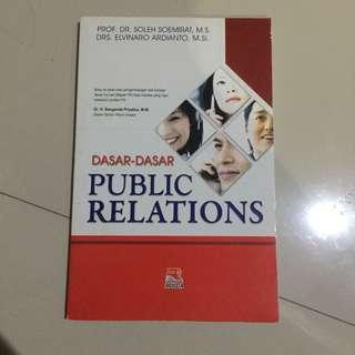 Dasar Dasar Public Relations