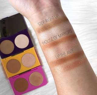 [RESERVED YOUR ITEM NOW] COLOURPOP FACE DUO PRESSED POWDER! PREORDER PO SPREE