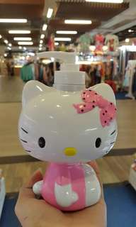 PUMP BODY HELLO KITTY
