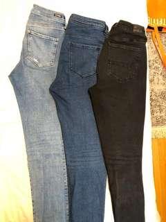 Jean bundle lot ‼️reduced