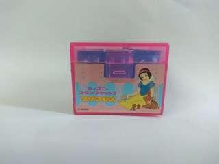 迷你迪士尼公主印仔盒子