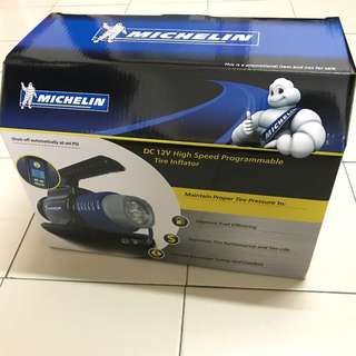 Tyre Inflator Michelin