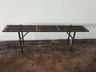 Garden stainless steel racks