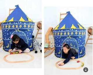 Castle Pop Up Tent