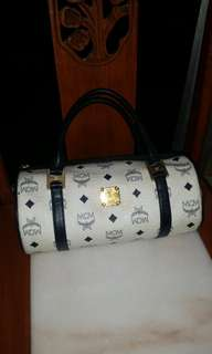 Authentic MCM hand bag
