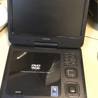 問題 faulty Leadstar portable DVD player TV Tuner 11 吋